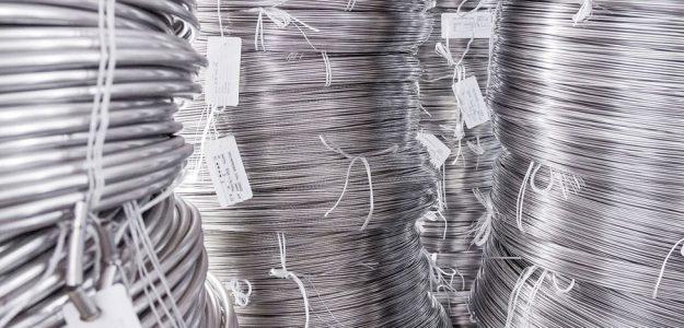 Rotoli di tubi di precisione in acciaio inox