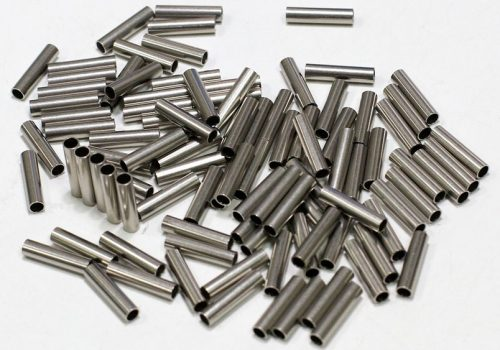 Tubi tagliati e di precisione in acciaio