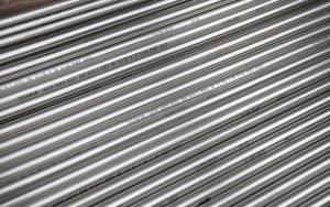 tubi saldati in barre - acciaio inox